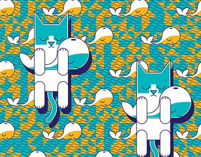 Havaianas pattern