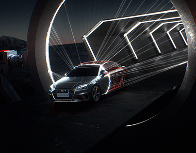 Audi A4L - Virtual Launch 2020