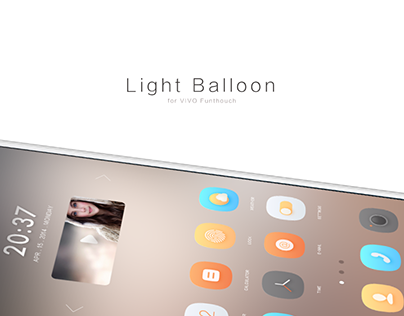 LIGHT BALLOON