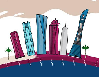 Arsad Qatar Mobile app