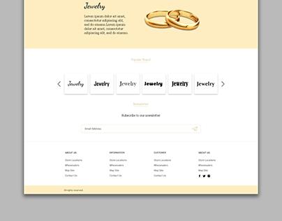 jewelry website mockup V1.2