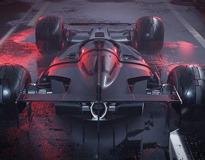 Conceptual world racer //