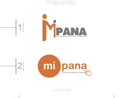 Propuesta logo universidad panamericana