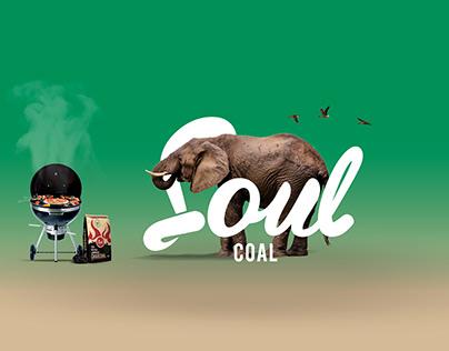 Soul Coal: Brand Identity & Packaging