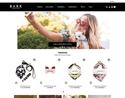 Tienda Virtual - barkcollection.com