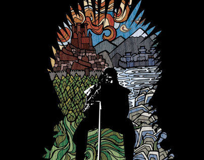 lord of the seven kingdoms Lord of the seven kingdoms (feminine equivalent being lady regnant of the seven kingdoms) is the second title held by the ruler of the seven kingdoms, along with king of the andals, the.