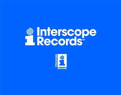 Interscope Records Redesign