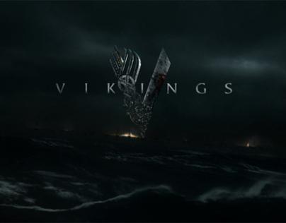 Vikings Title Intro