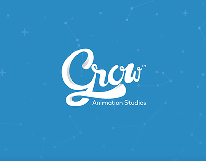 Grow Animation - Branding and Website