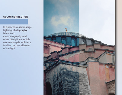 Color Correction | Photography