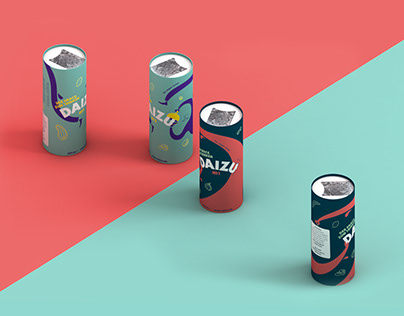 Daizu · Brand and Package Design