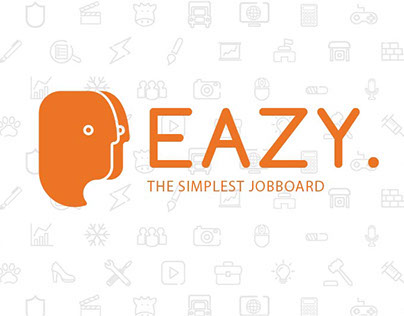 EAZY, jobboard website