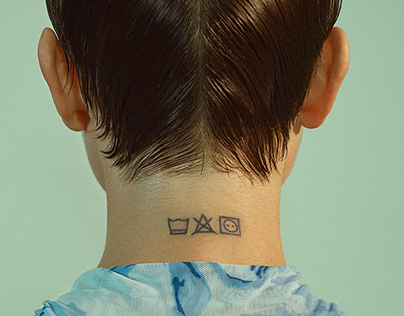 """""""Strong Current"""" Harper's Bazaar Ukraine"""