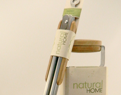 Natural Home Packaging