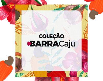 Estampas exclusivas coleção Barra Caju @amovivanne
