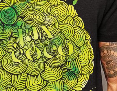 T-shirt Design for JaxCoco
