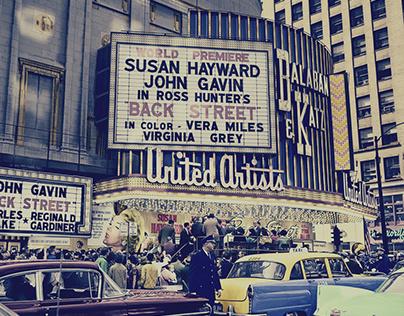 A Vivian Maier tribute /Colored photos