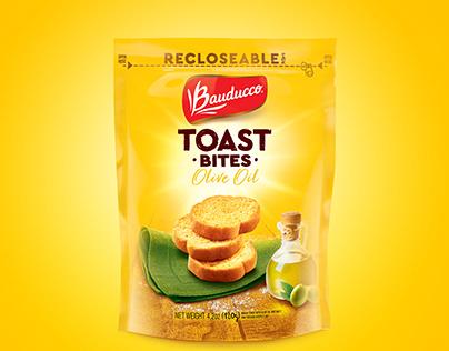 Bauduco Toast Bites - PhotoRetouch & Mockup