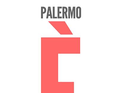 PalermoÈCultura - progetto grafico per Qmedia