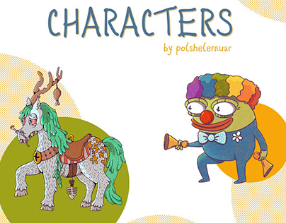 Characters collection I