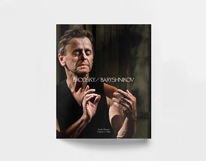 Brodsky / Baryshnikov Showbook