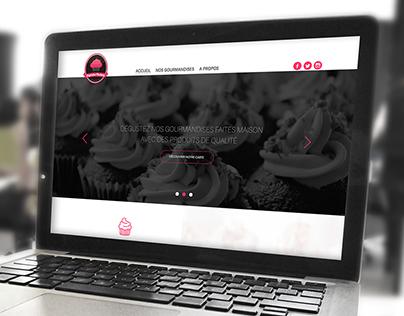 Cupcake Factory | Digital Design
