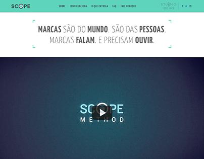 Studio Ideias - Scope