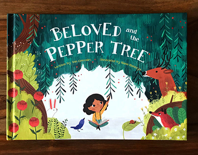 Beloved and the Pepper Tree