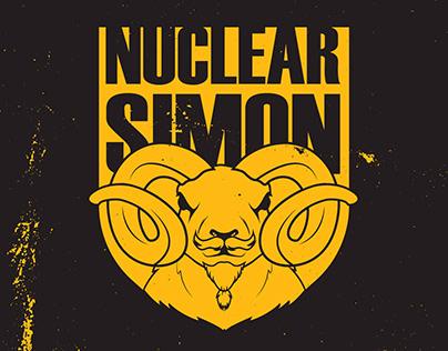 Nuclear Simon Logo