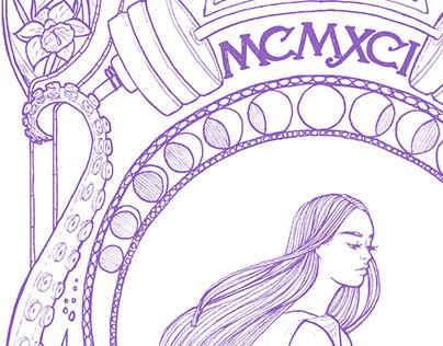 MCMXCI - Self Portrait
