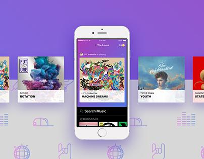 TouchTunes Mobile App