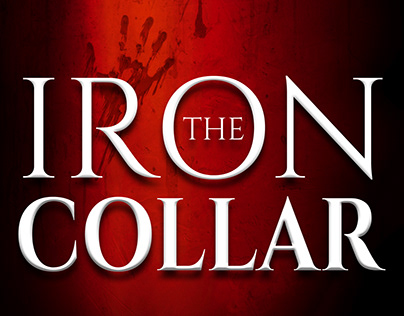 The Iron Collar - Book Cover Project