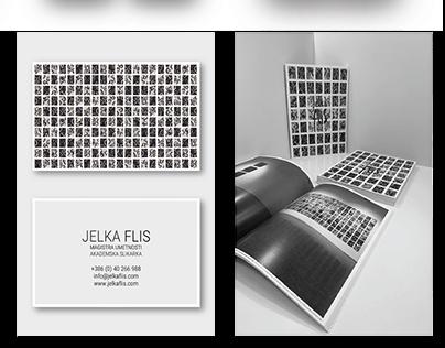 Catalogue Design & Business Cards