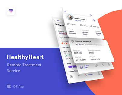 HealthyHeart | iOS App