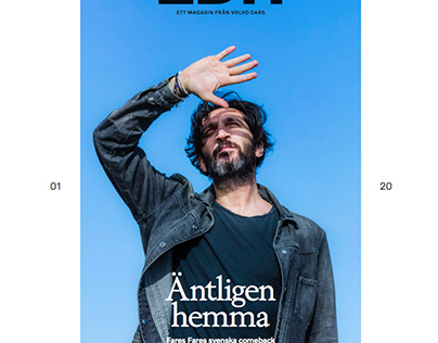 EDIT_ magazine from Volvo Cars in Sweden