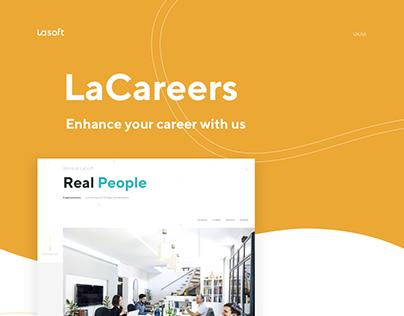 LaCareers - Corporate HR Portal