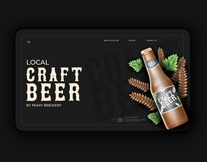 Beer Web site