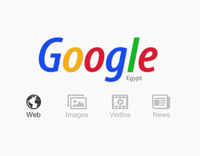 Google :: Rebrand Concept and UI Design