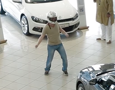 Volkswagen | Harlem Shake