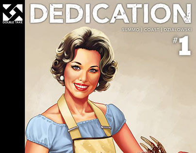 Dedication, Double Take Comics