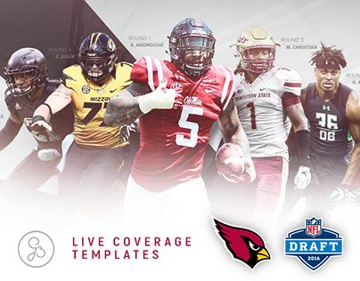 Arizona Cardinals NFL Draft 2016 - LIVE Coverage