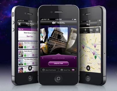 Yahoo! TimeTraveler App