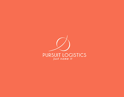 PURSUIT LOGISTICS // Logo