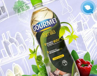Aceites Gourmet Web 2013