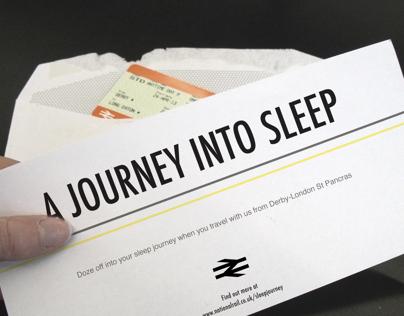 A Journey Into Sleep // branding