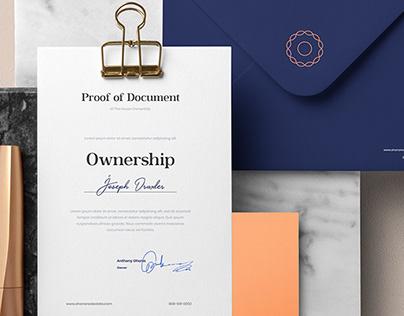 Ohana Real Estate | Logo & Brand Identity
