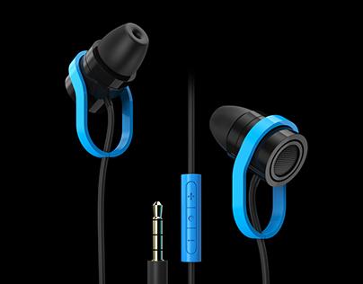 Earphones - Product Design