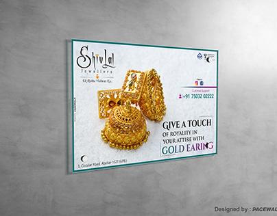 Jewellery - Graphic Design