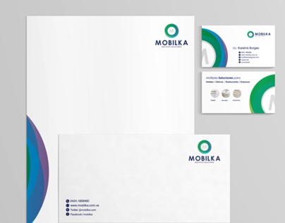 branding mobilka