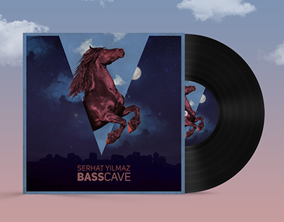 Basscave / EP Cover